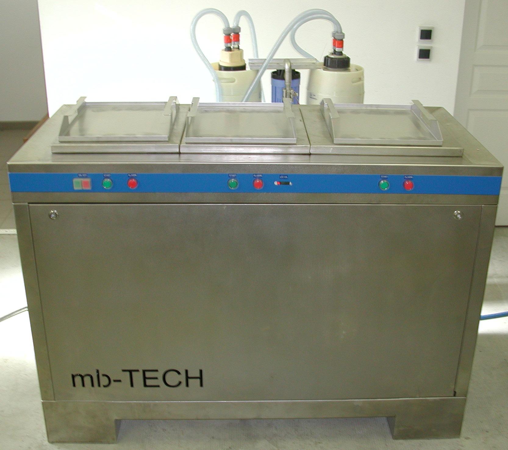 MC10 Machine de nettoyage Applications de Maintenance