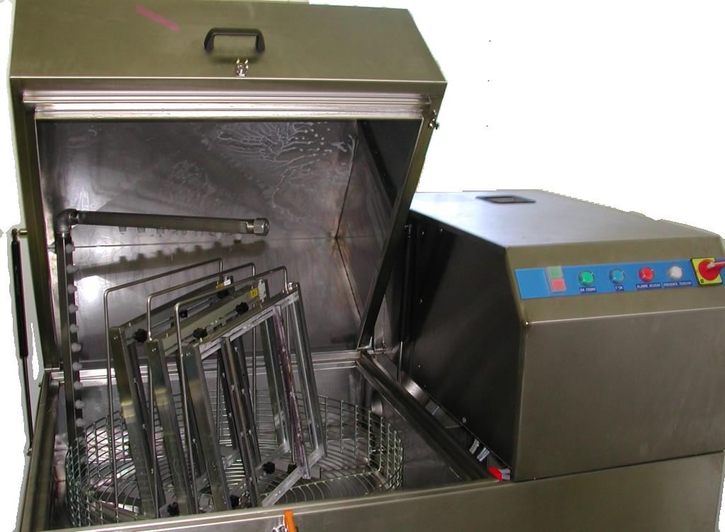 MC200 Machine de nettoyage et ses options
