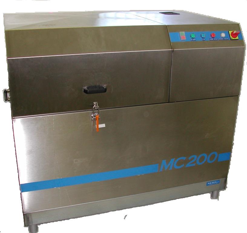 MC200 Machine de nettoyage Applications de Maintenance